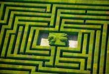 进去出不来 全球最著名的五大迷宫